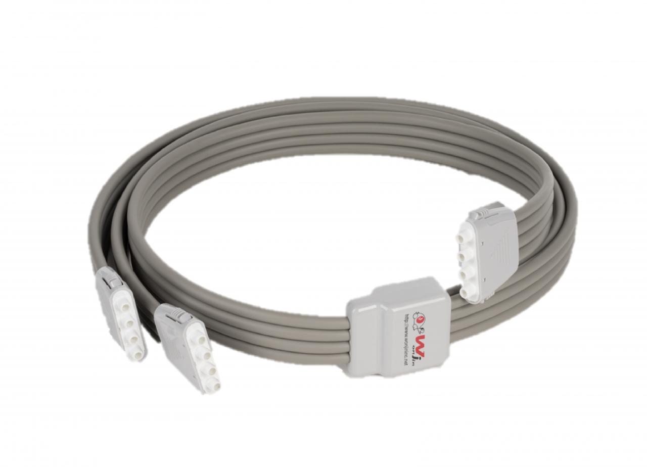 PressureLife PRO nyomásterápiás készülékhez dupla légtömlő